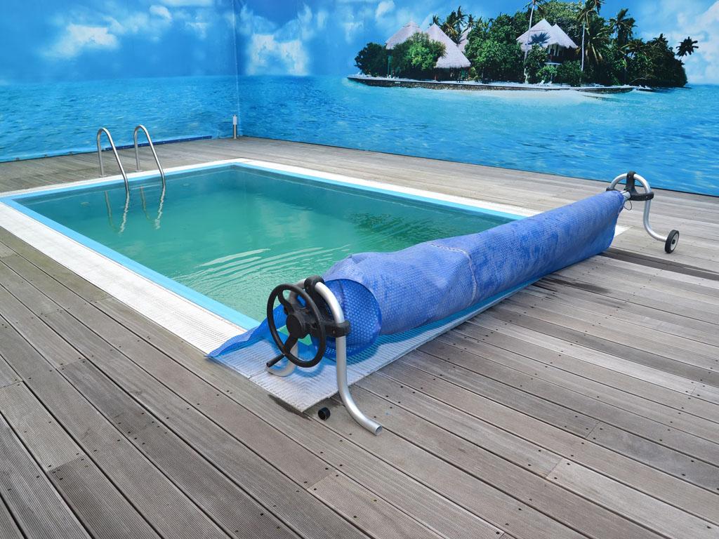 Foliowane baseny hotelowe