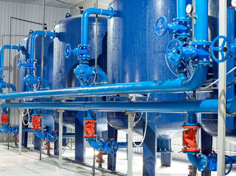 Kondycjonowanie wody