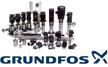 Układy pompowe Grundfos